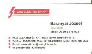 Baranyai Elektro-ÉP KFT.
